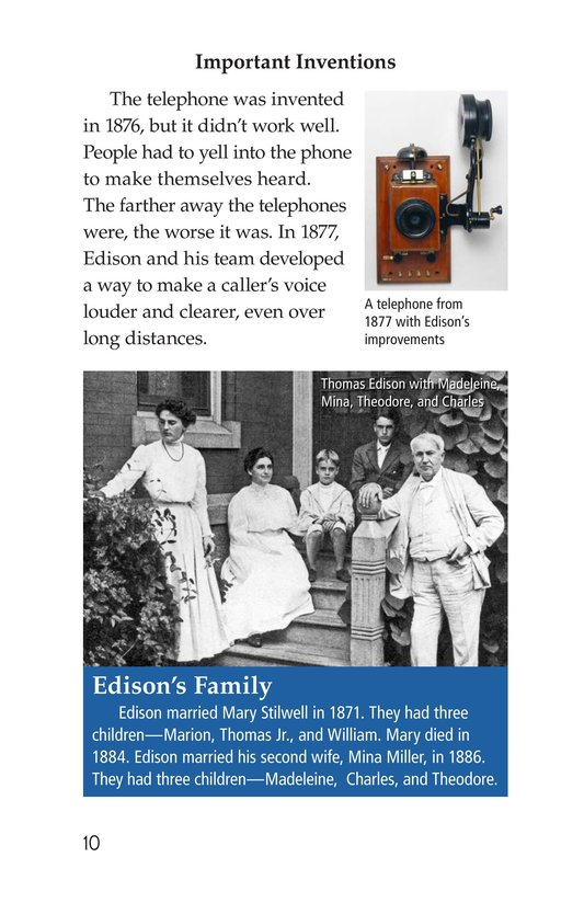 Book Preview For Thomas Edison Page 10