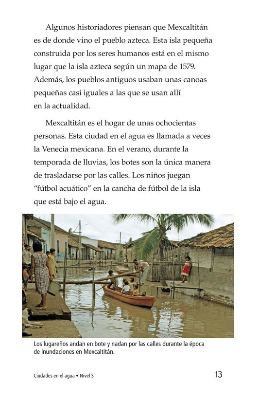 Book Preview For Water Cities Page 13