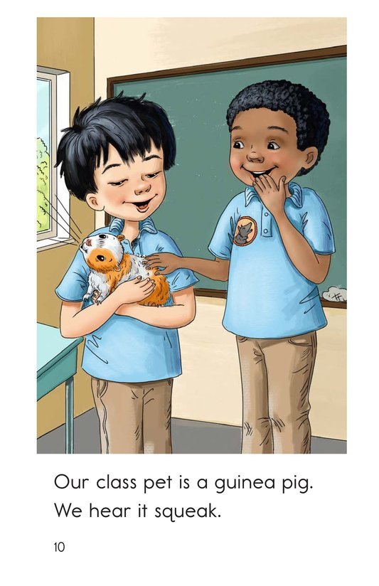 Book Preview For Class Pets Page 10