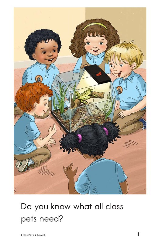 Book Preview For Class Pets Page 11