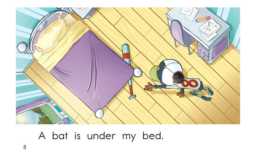 Book Preview For Under My Bed Page 8