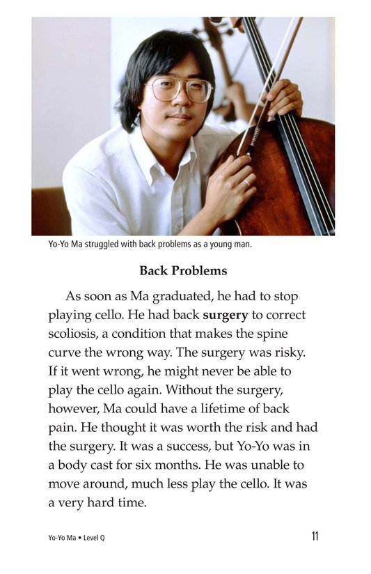 Book Preview For Yo-Yo Ma Page 11