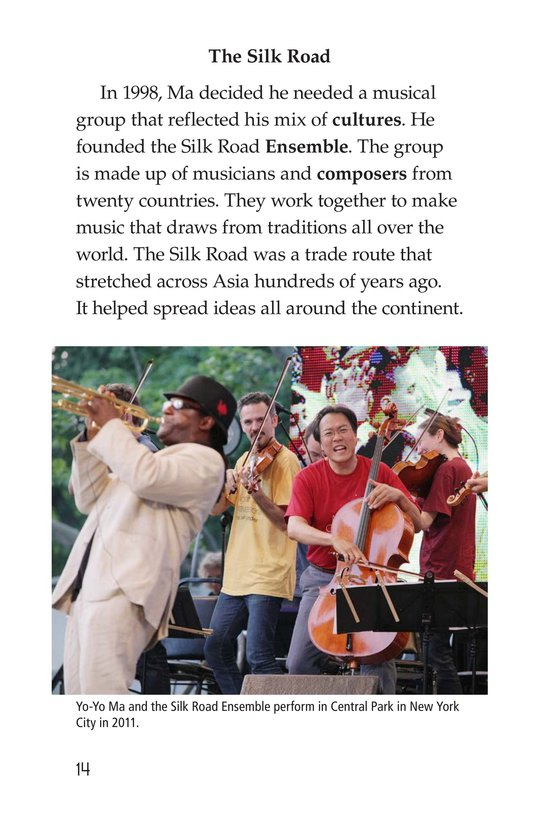 Book Preview For Yo-Yo Ma Page 14
