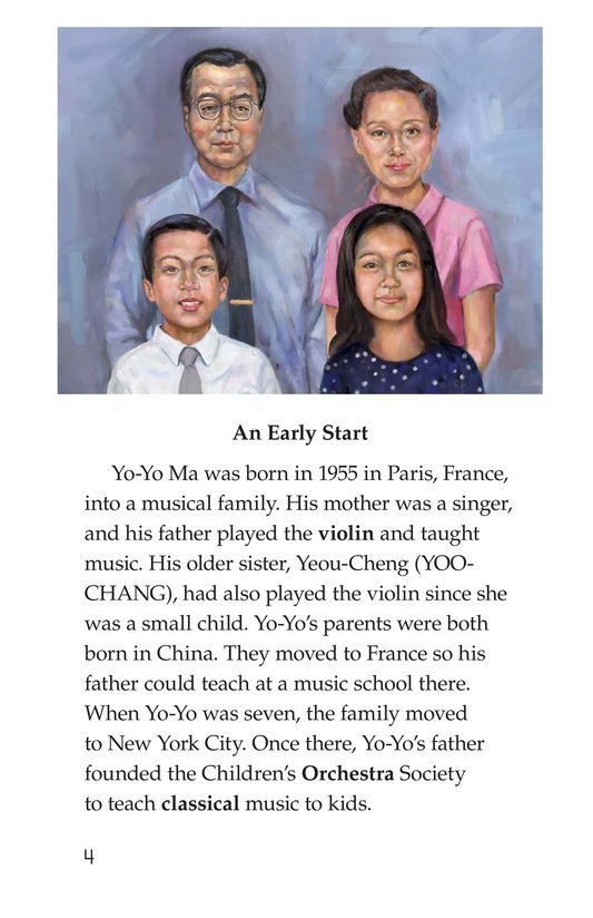 Book Preview For Yo-Yo Ma Page 4