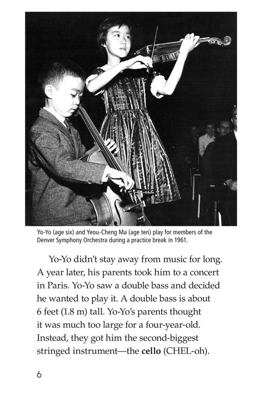 Book Preview For Yo-Yo Ma Page 6