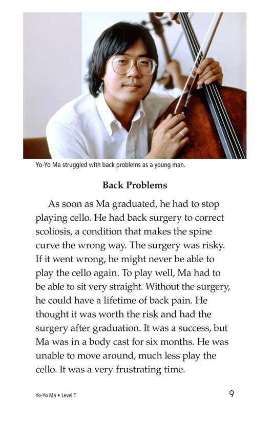 Book Preview For Yo-Yo Ma Page 9