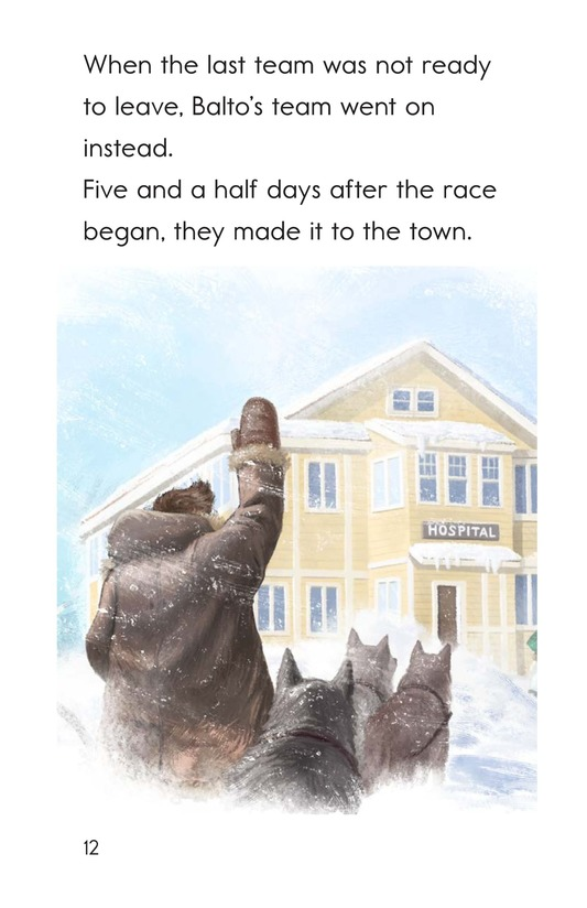 Book Preview For Sled Dogs to the Rescue Page 12