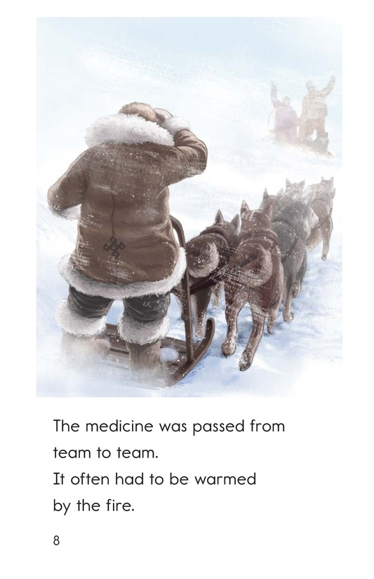 Book Preview For Sled Dogs to the Rescue Page 8