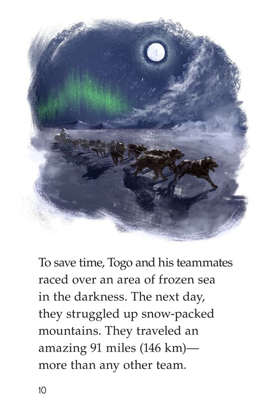 Book Preview For Sled Dogs to the Rescue Page 10