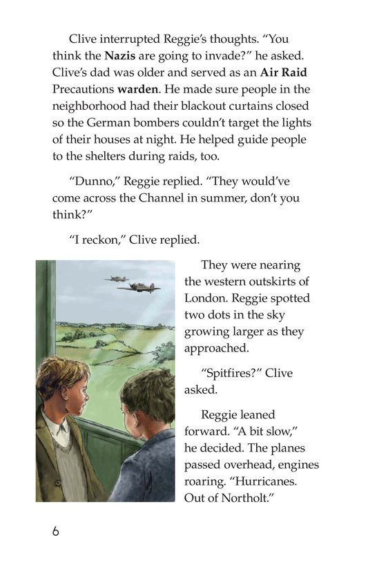 Book Preview For The Blitz Page 6