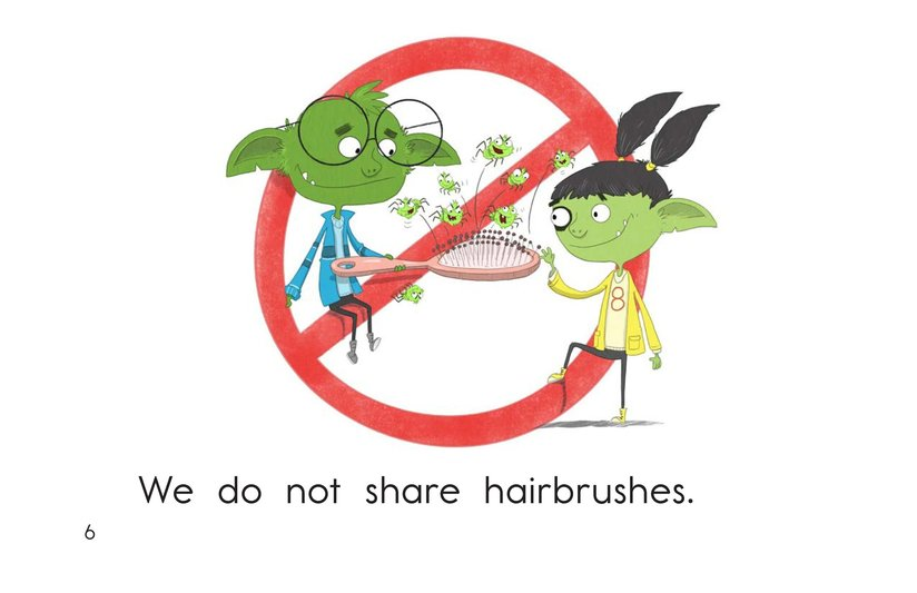 Book Preview For We Do Not Share Page 6