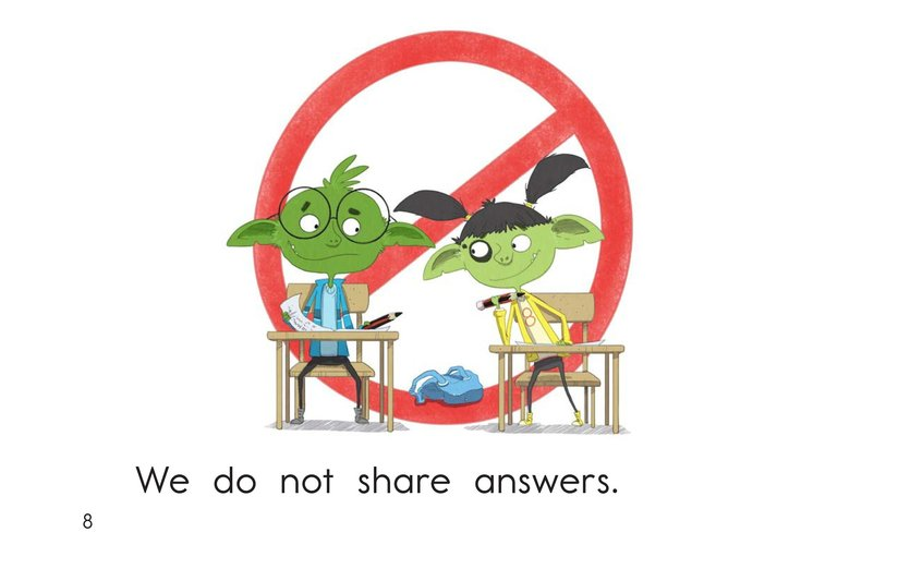 Book Preview For We Do Not Share Page 8