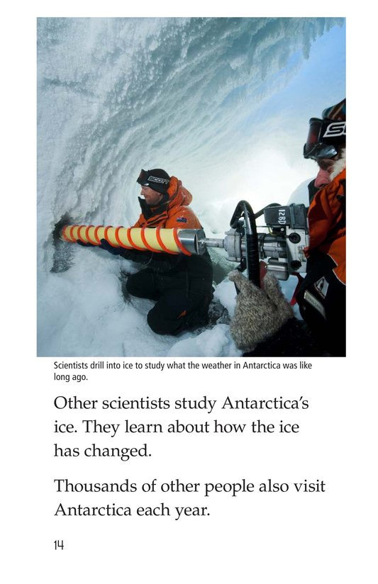 Book Preview For Amazing Antarctica Page 14