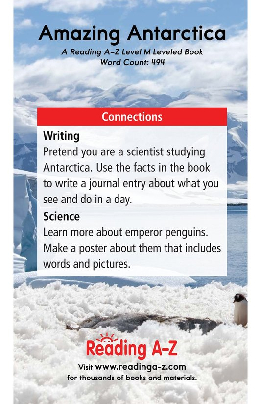 Book Preview For Amazing Antarctica Page 17