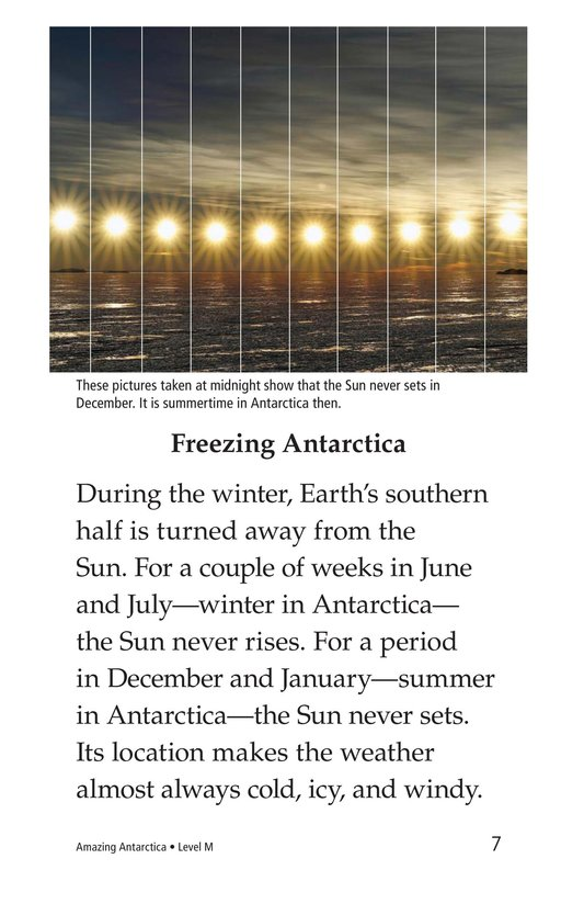 Book Preview For Amazing Antarctica Page 7