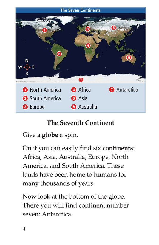 Book Preview For Amazing Antarctica Page 4