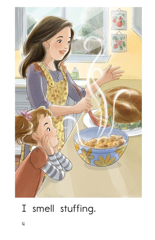 Book Preview For Smells Like Thanksgiving Page 4