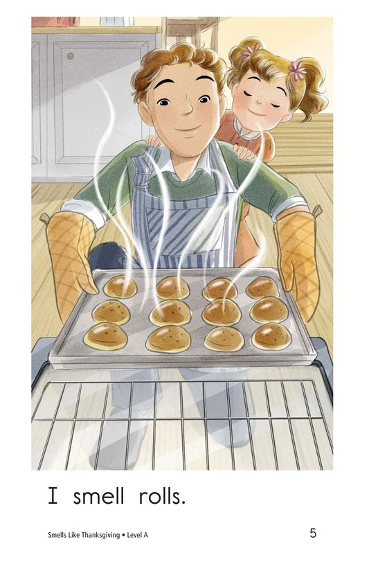Book Preview For Smells Like Thanksgiving Page 5