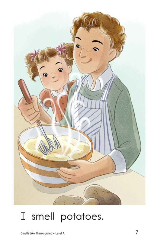Book Preview For Smells Like Thanksgiving Page 7