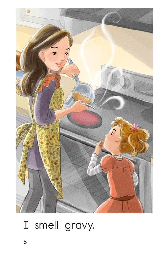 Book Preview For Smells Like Thanksgiving Page 8
