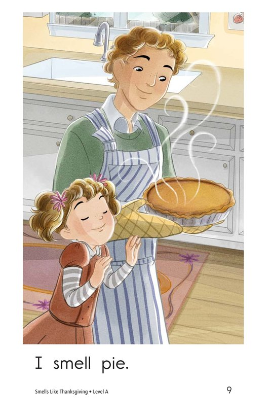 Book Preview For Smells Like Thanksgiving Page 9