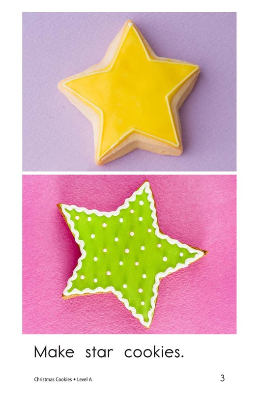 Book Preview For Christmas Cookies Page 3