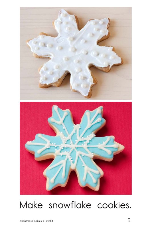 Book Preview For Christmas Cookies Page 5