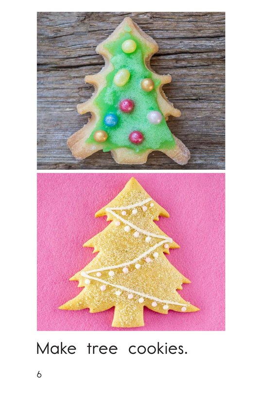 Book Preview For Christmas Cookies Page 6
