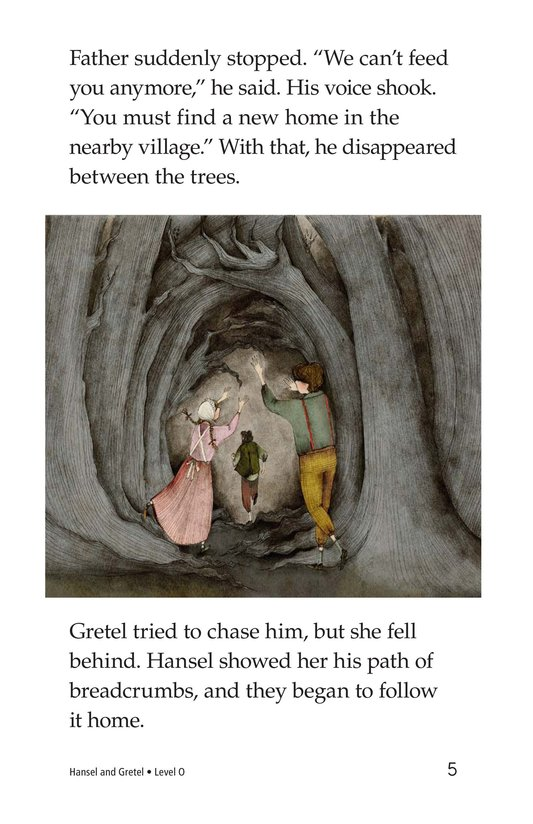 Book Preview For Hansel and Gretel Page 5