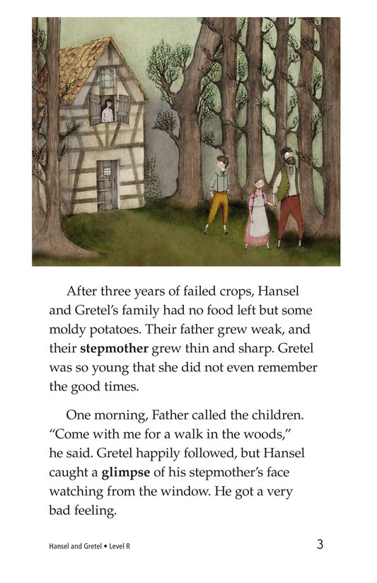Book Preview For Hansel and Gretel Page 3