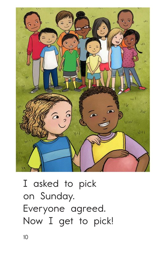 Book Preview For Pick Me! Page 10