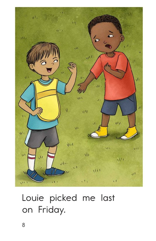 Book Preview For Pick Me! Page 8