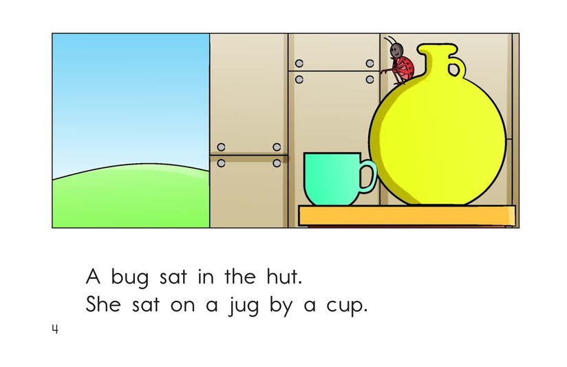 Book Preview For The Mutt and the Bug Page 4