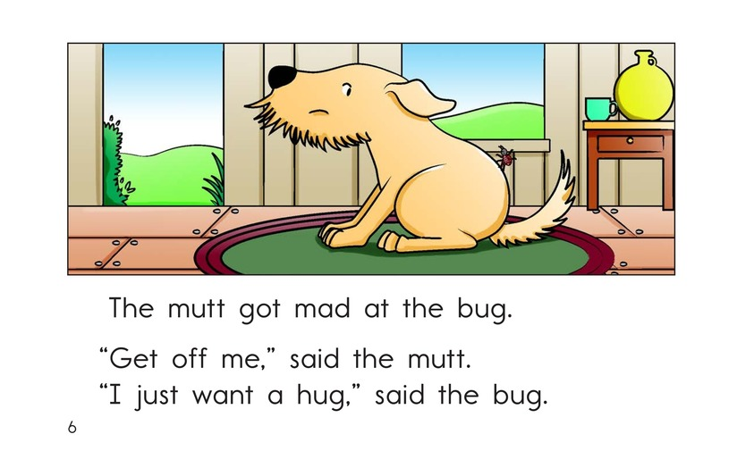 Book Preview For The Mutt and the Bug Page 6