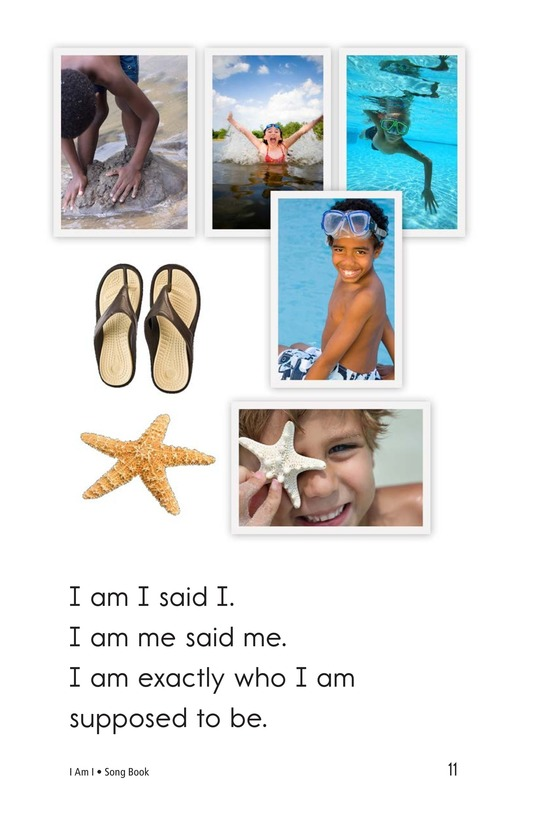 Book Preview For I Am I Page 11