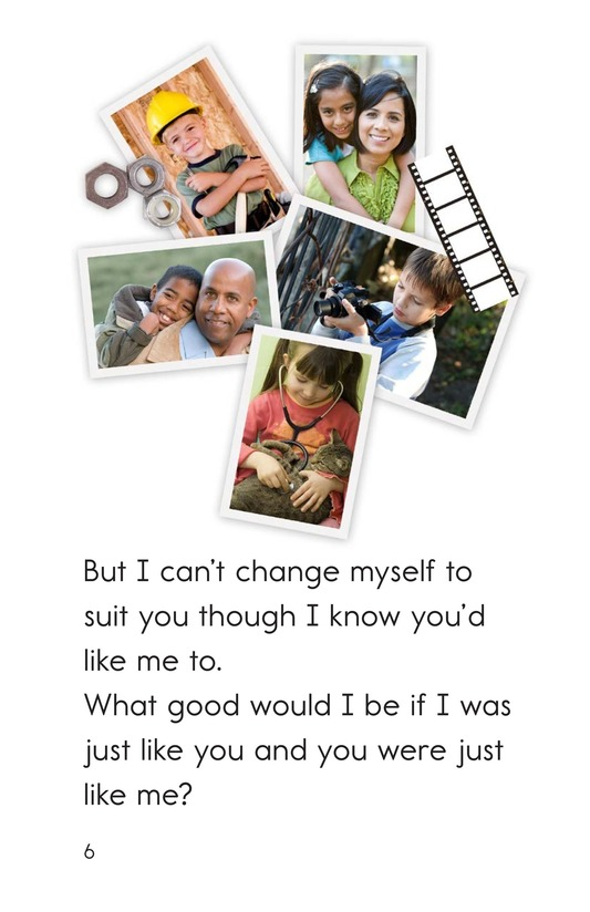 Book Preview For I Am I Page 6