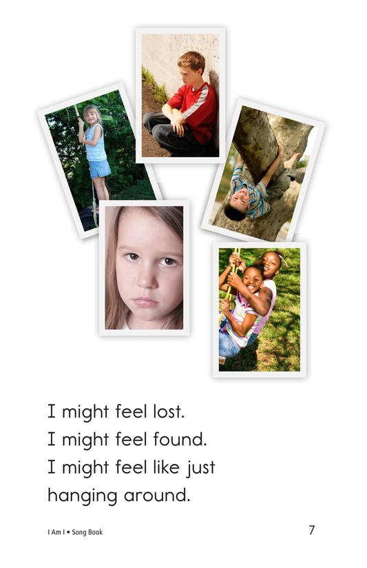 Book Preview For I Am I Page 7