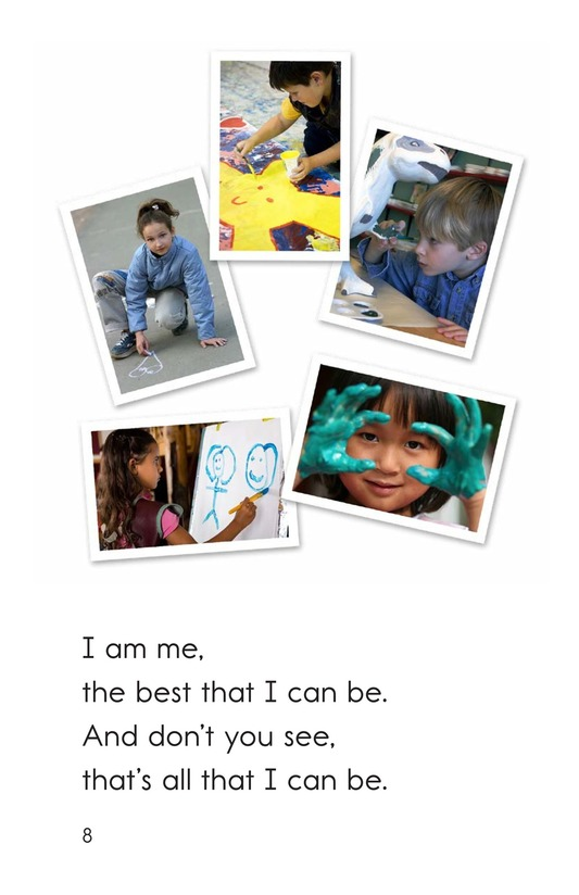 Book Preview For I Am I Page 8