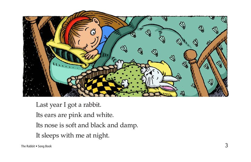 Book Preview For The Rabbit Page 3