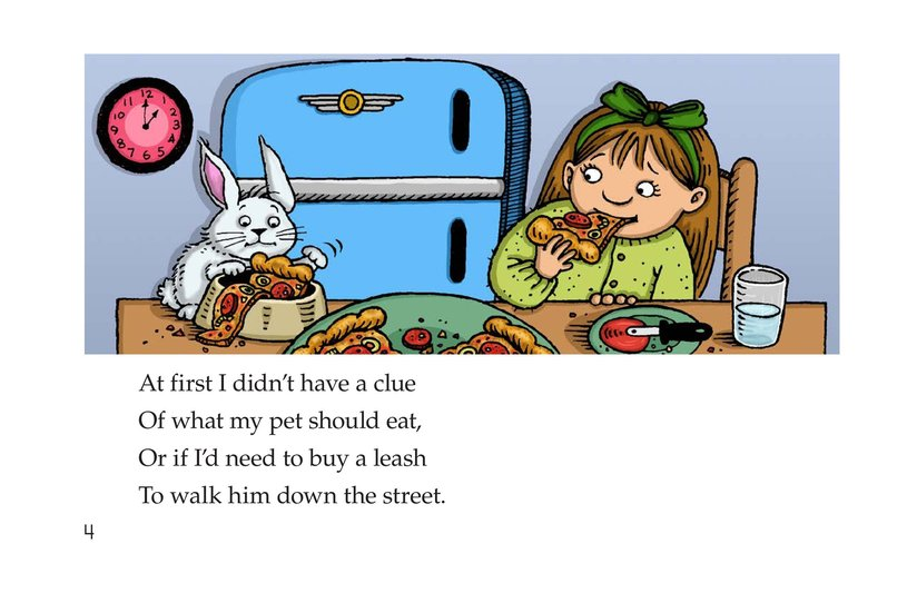 Book Preview For The Rabbit Page 4