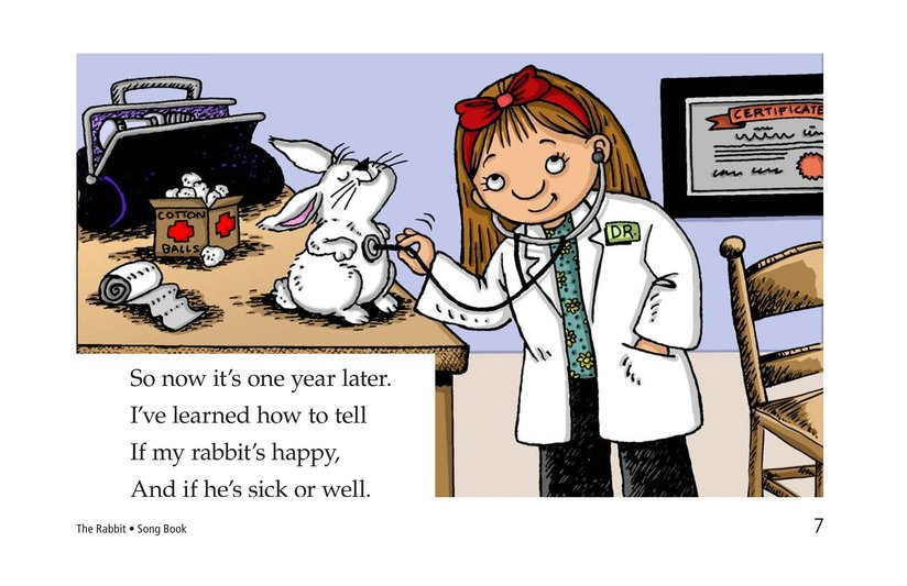Book Preview For The Rabbit Page 7