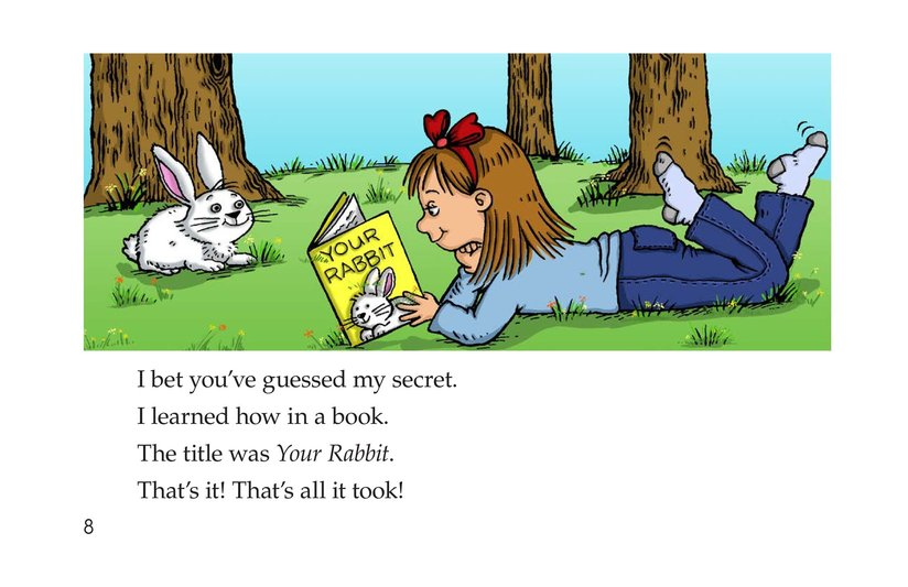 Book Preview For The Rabbit Page 8