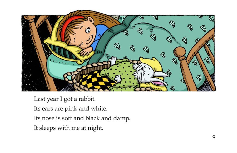 Book Preview For The Rabbit Page 9
