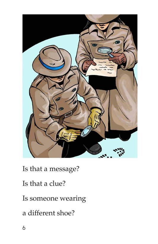 Book Preview For Reading Mysteries Page 6