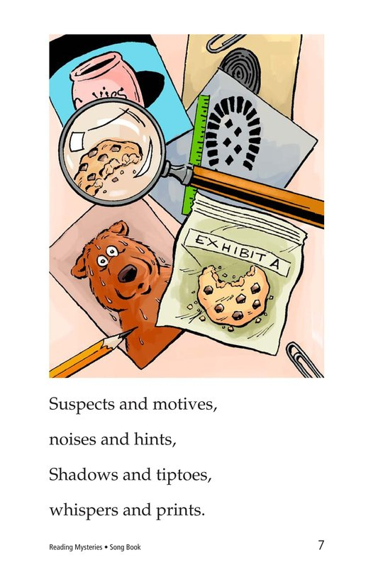 Book Preview For Reading Mysteries Page 7