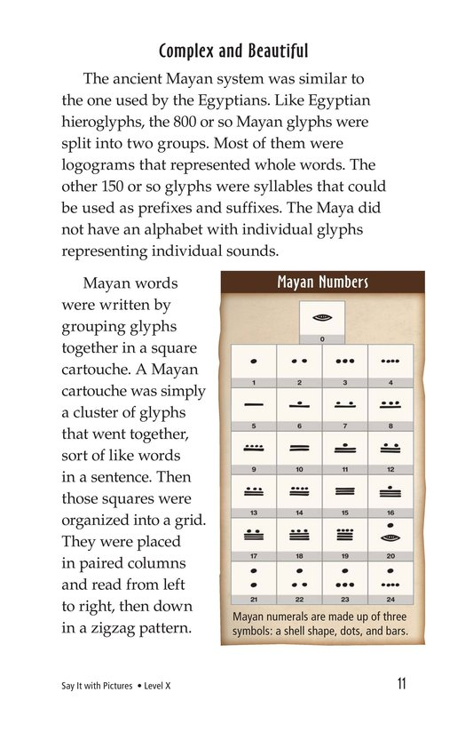 Book Preview For Say It With Pictures Page 11