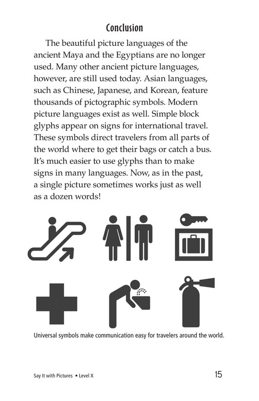 Book Preview For Say It With Pictures Page 15