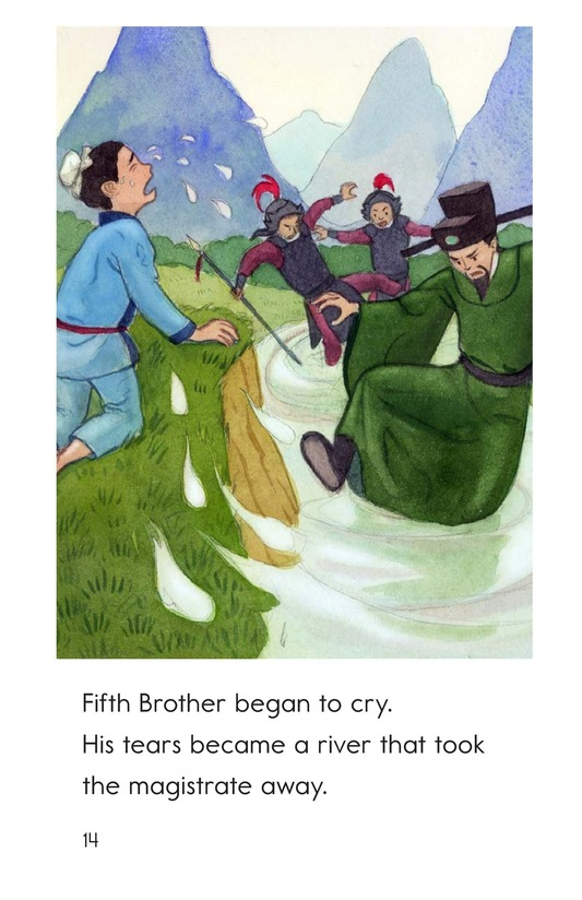Book Preview For The Five Brothers Page 14