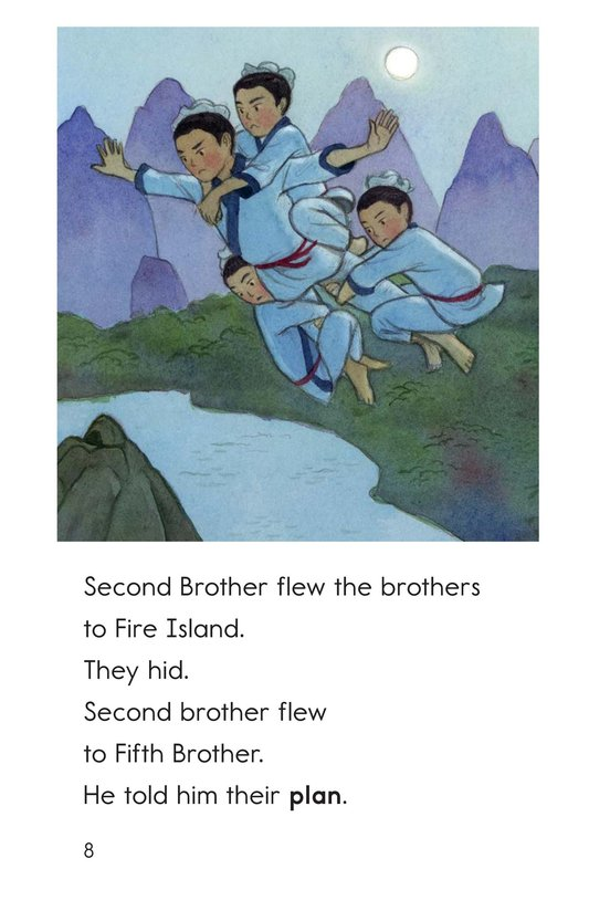 Book Preview For The Five Brothers Page 8