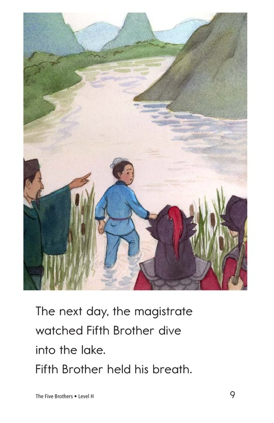 Book Preview For The Five Brothers Page 9